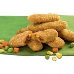 Wegetariańskie opcje w KFC w Indiach
