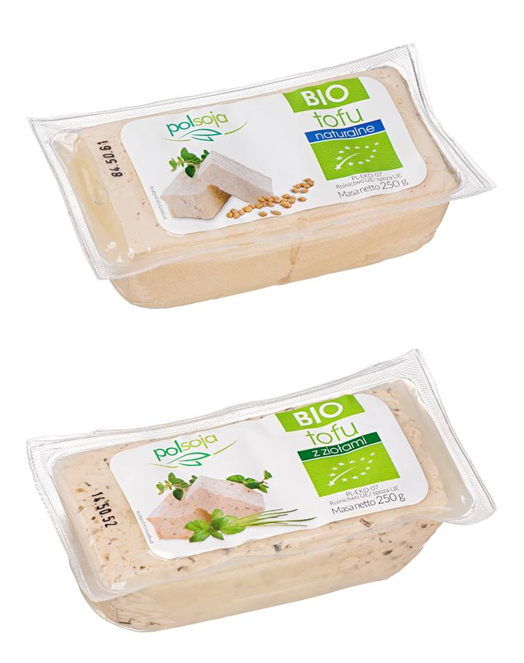 Polsoja bio tofu