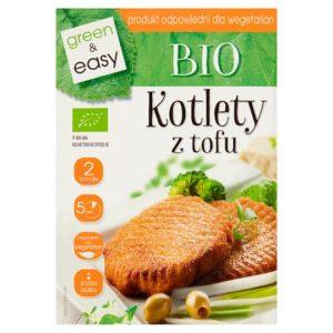 green&easy bio kotlety z tofu