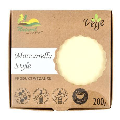 vege ser wegański mozzarella auchan