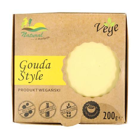 vege ser wegański gouda