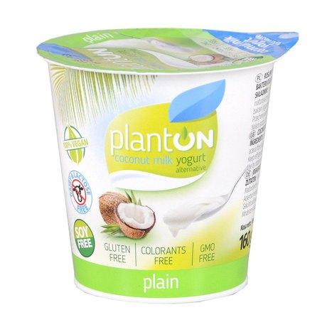 planton zwykły jogurt naturalny kokosowy