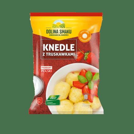 wegańskie knedle z truskawkami dolina smaku